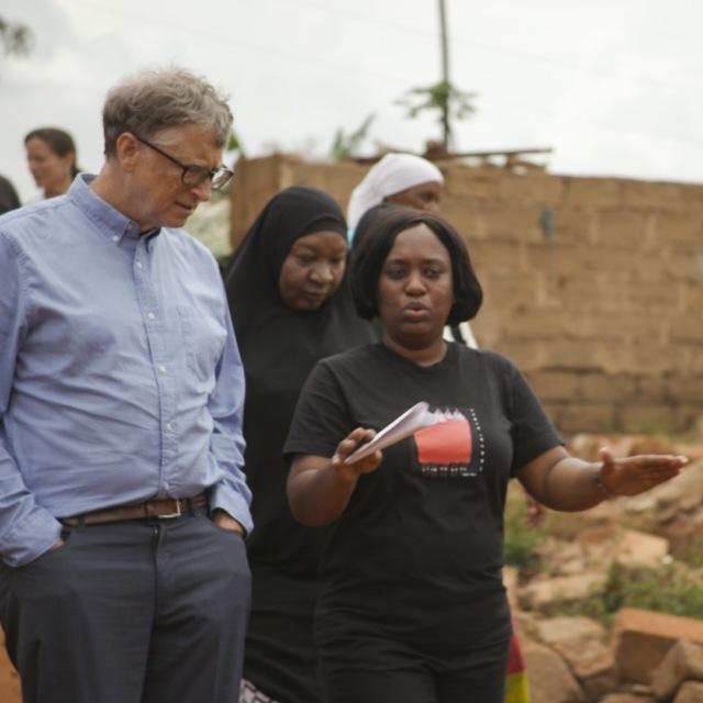 33 тысячи фанатов задень: Билл Гейтс создал аккаунт в«Инстаграме»