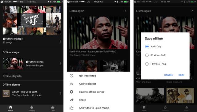 Компания Google прибавила новейшую возможность для сервиса YouTube Red