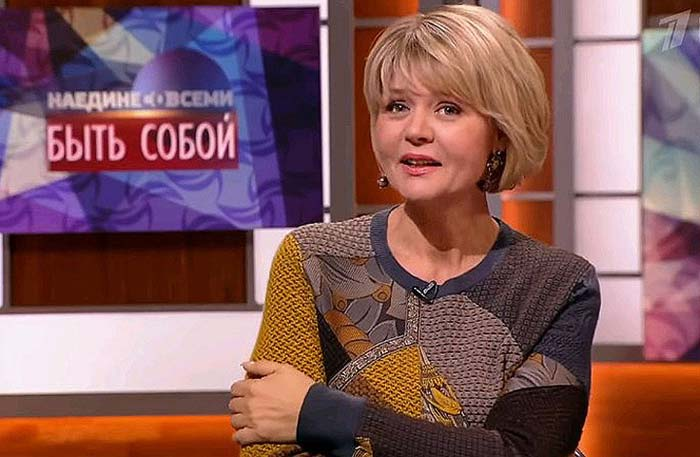 Юлия Меньшова пояснила собственный уход изпередачи «Сегодня вечером»