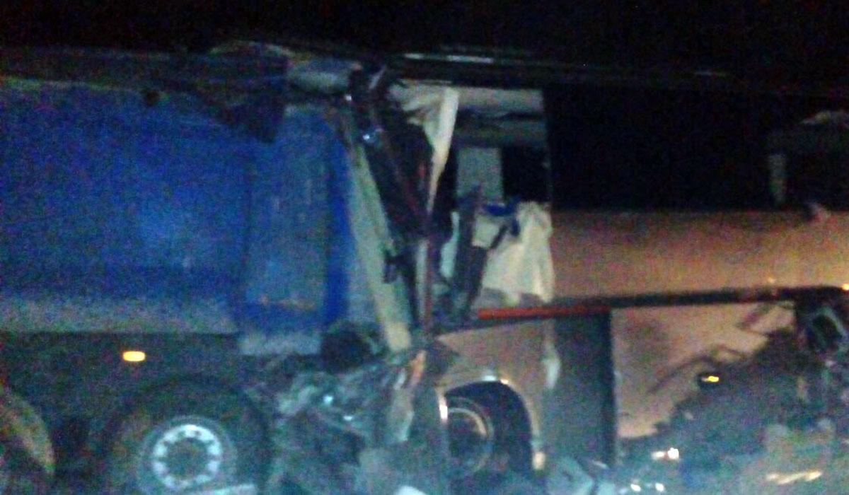 ДТП савтобусом наКубани: 6 человек погибли