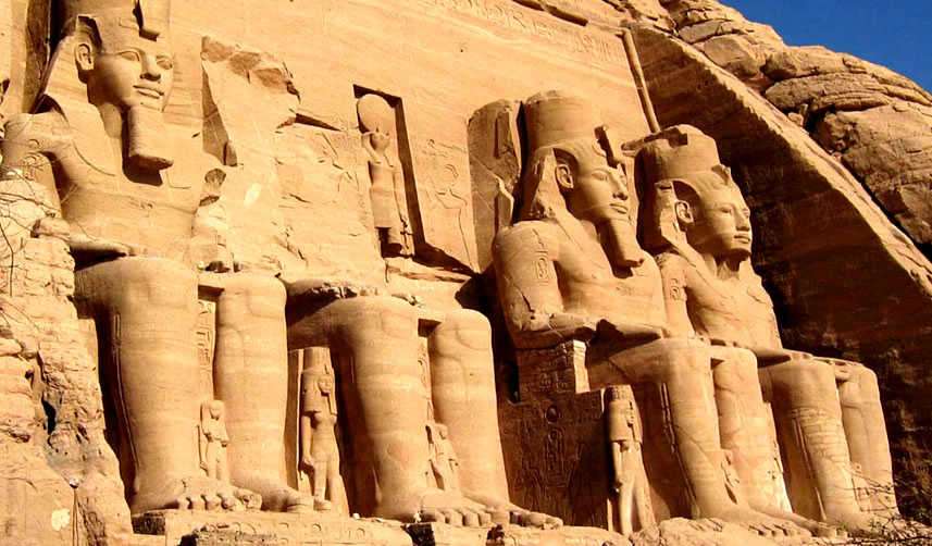 the geography of the egypt and the culture of the ancient egypt