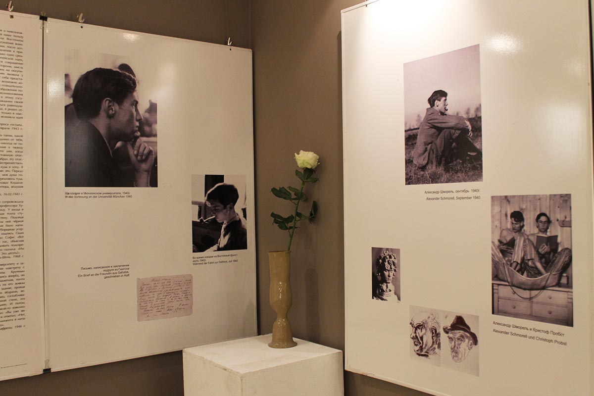 Белая выставка