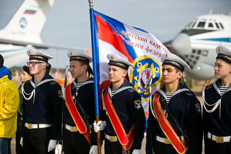 Татарстанцы учавствуют ввоенно-спортивной игре «Зарница Поволжья»