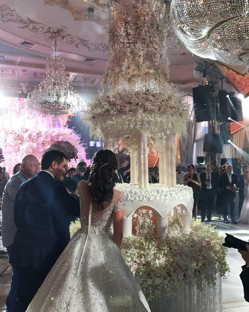 Пугачева, Шнуров, Брежнева и Собчак оторвались на свадьбе сына миллиардера