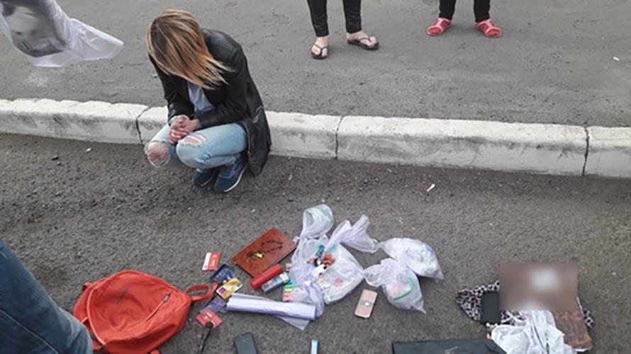 ВОренбурге задержали семейную пару, распространявую наркотики