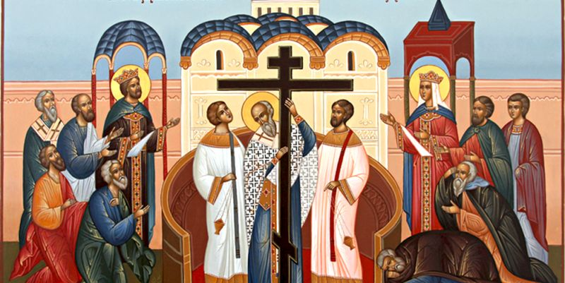 Что нельзя работы наВоздвижение Креста Господня