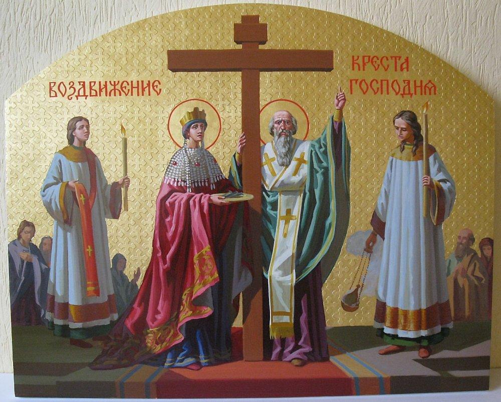 Что нельзя делать вэтот праздник— Воздвижение Креста Господнего