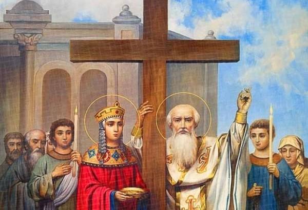 Православные готовятся кпразднованию Воздвижения Креста Господня