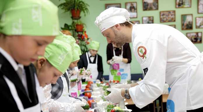 «Нестле Россия» «Разговор о правильном питании»