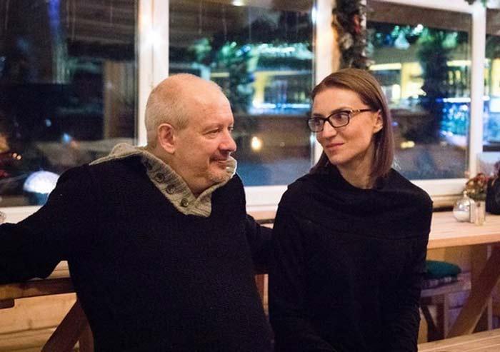 Ксения Бик тяжело переживает смерть Дмитрия Марьянова