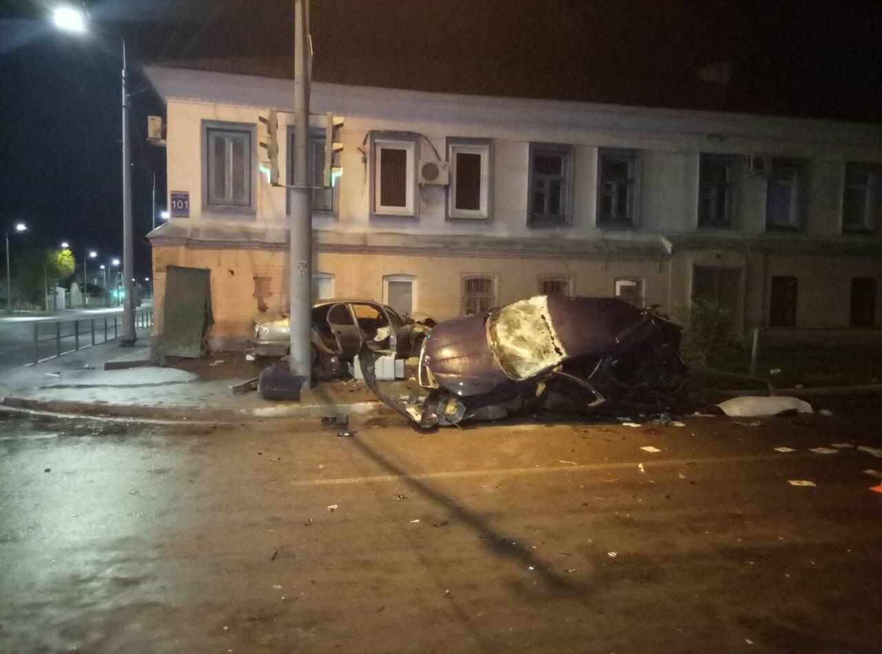 ВОренбурге вДТП погибла 25-летняя девушка, пострадали еще три человека