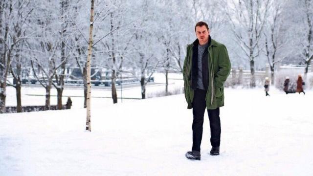кадр из фильма «Снеговик»