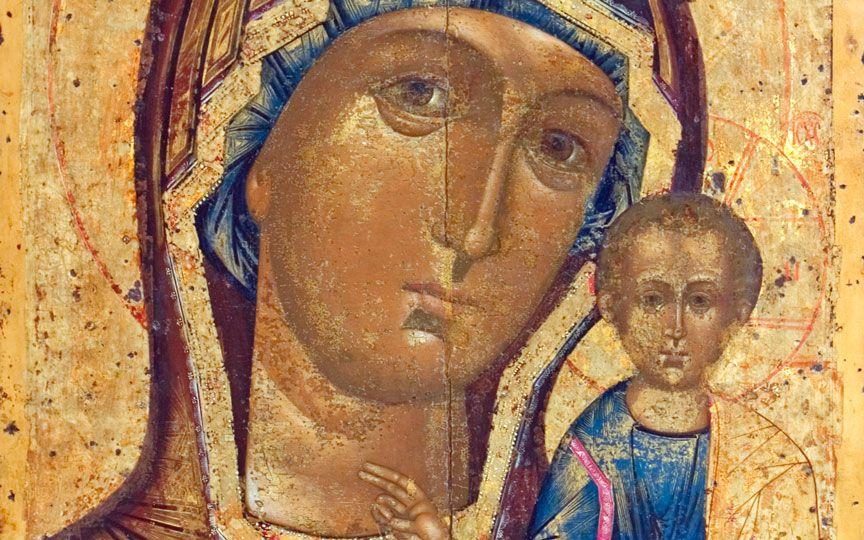 фото иконы казанской божией матери