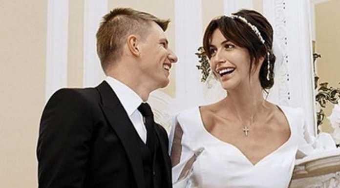 Алиса Казьмина передумала разводиться с Андреем Аршавиным