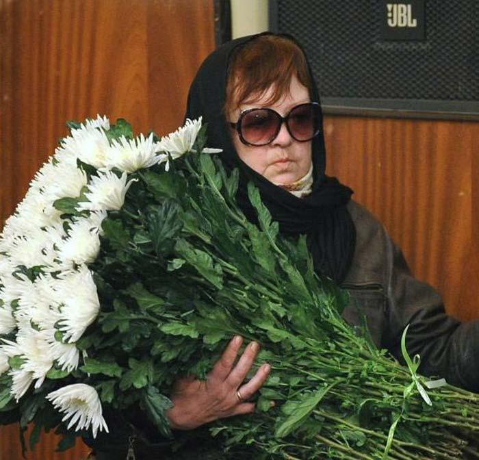 58-летняя дочь Людмилы Гурченко Мария Королёва найдена мертвой