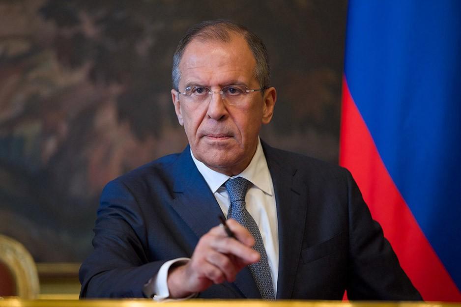 074bde131ce Министр иностранных дел РФ Сергей Лавров обратился к организаторам и ...