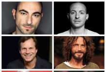 Иностранные знаменитости, которые умерли в 2017 году