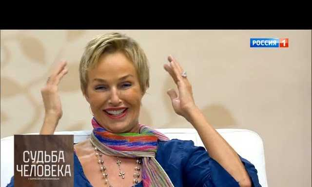 Наталья Андрейченко рассказала о мужьях и любовниках