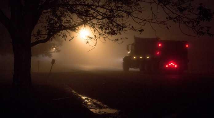 В Орске жестоко избили водителя за яркость фар