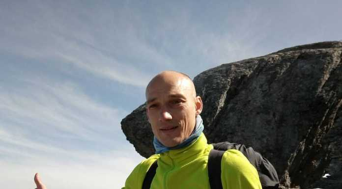 Российский бейсджампер Александр Погребов погиб в горах Эльбруса