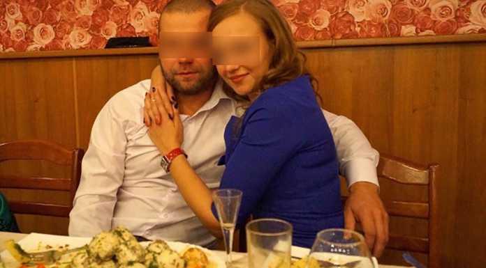 Анастасия Овчинникова и Максим Грибанов