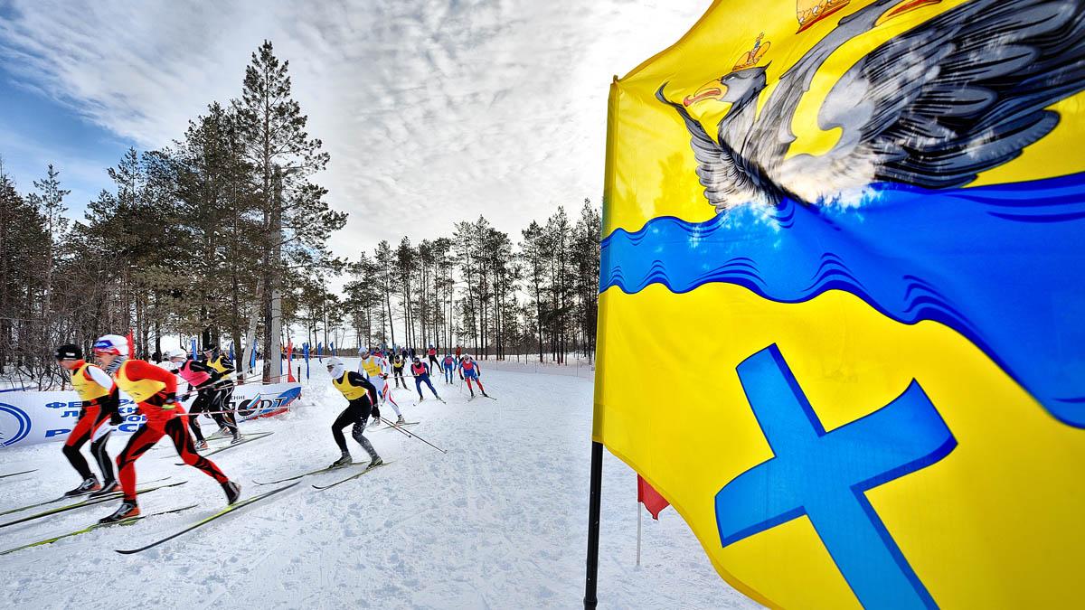 лыжные гонки спорт