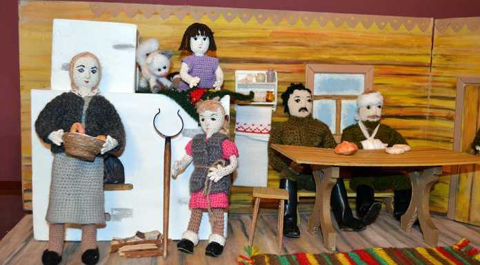 В губернаторском музее готовится к открытию выставка кукол «О чём молчат куклы»
