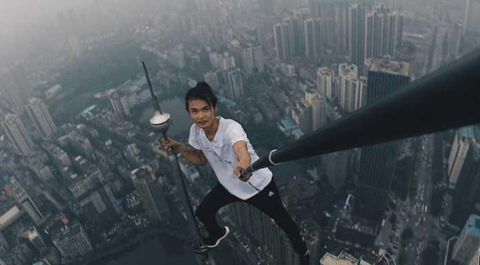 26-летний парень упал с 62-го этажа ради фото в instagram