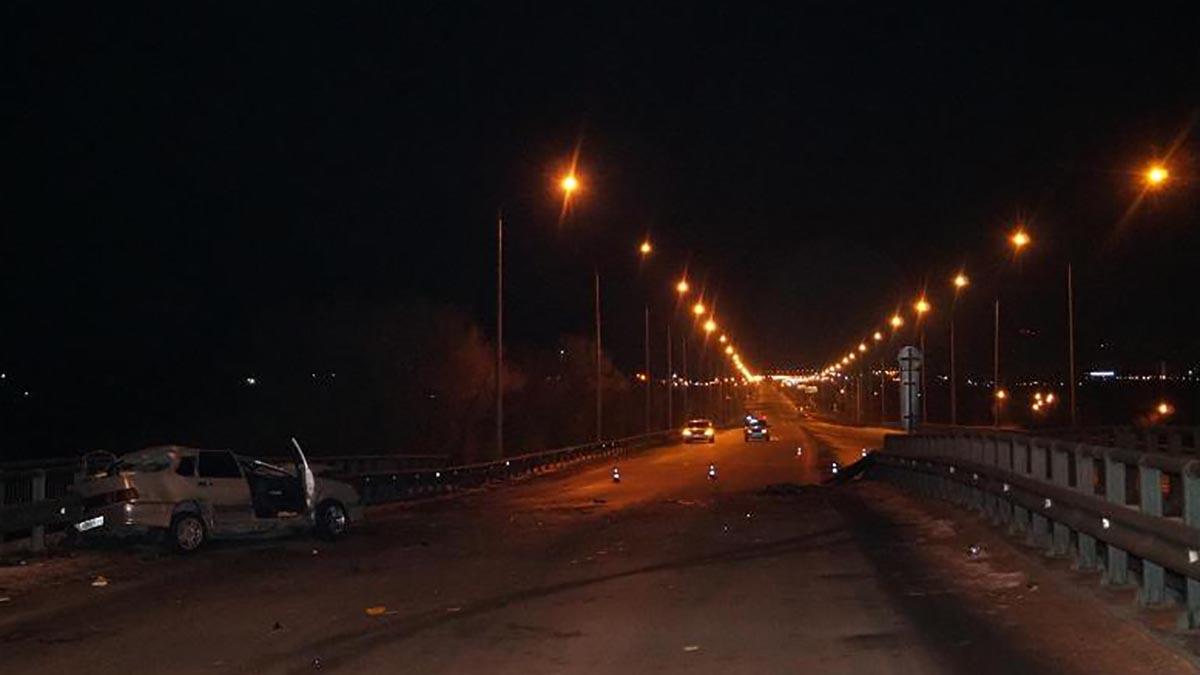 ВОренбурге зафиксировано печальное  ДТП сучастием ВАЗ
