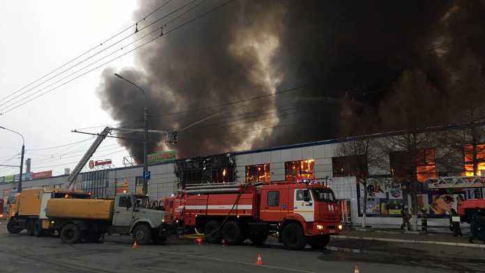 В Оренбурге пройдут массовые проверки торговых центров