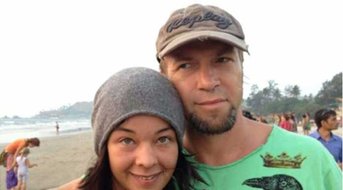 Юлия Захарова рассталась со своим гражданским мужем