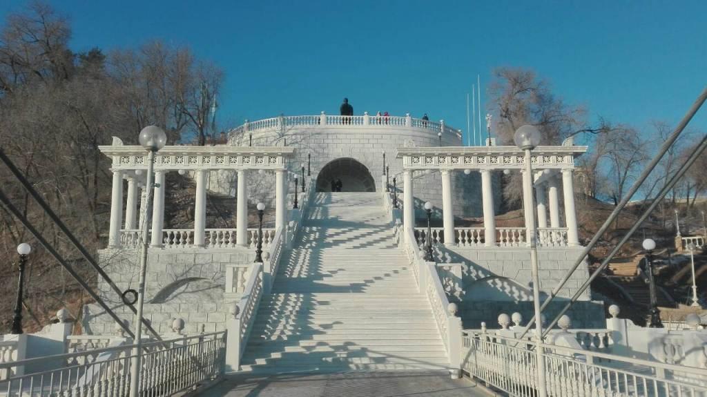 Оренбург вошел в пятерку городов России, которые первыми завершили благоустройство знаковых объектов