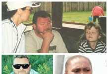 Три семьи Михаила Евдокимова на фото