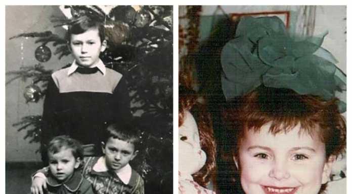 Ани Лорак показала как выглядела в детстве