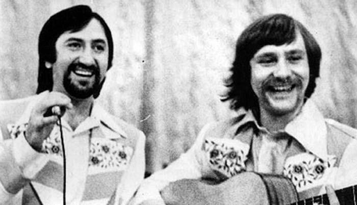 Скончался Валентин Бадьяров, скрипач «Сябров» и«Песняров»