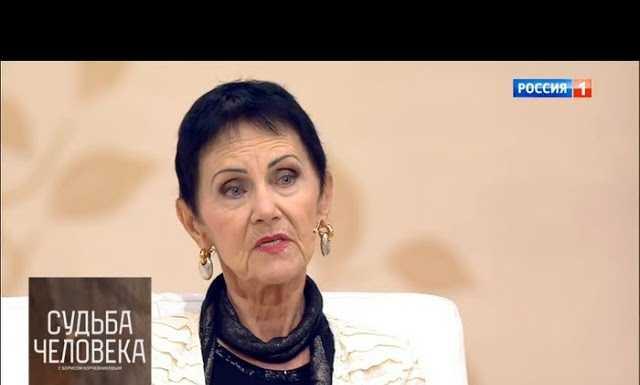 Вдова Валерия Золотухина поведала об изменах артиста