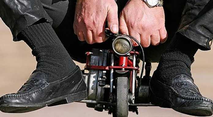 Без денег и мотоцикла остался очередной обманутый в интернете покупатель