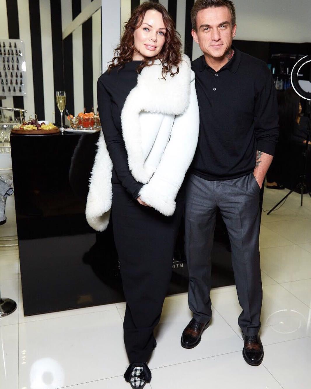 Влад Топалов и Регина Тодоренко фото