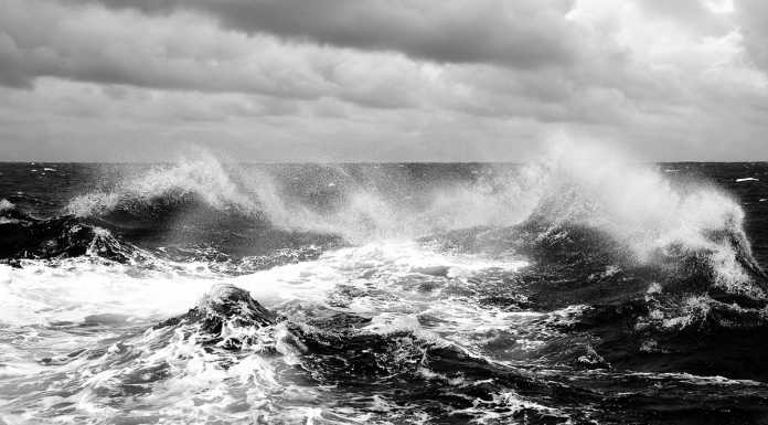 Море Шторм Бедствие