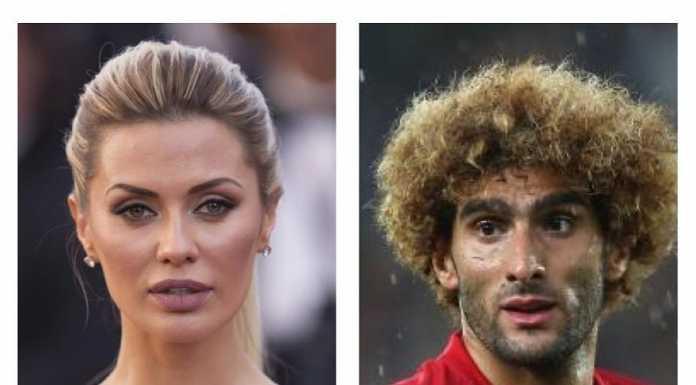 Викторию Боню застукали на свидании с известным футболистом