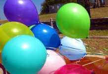 В Бельгии хотят запретить воздушные шарики