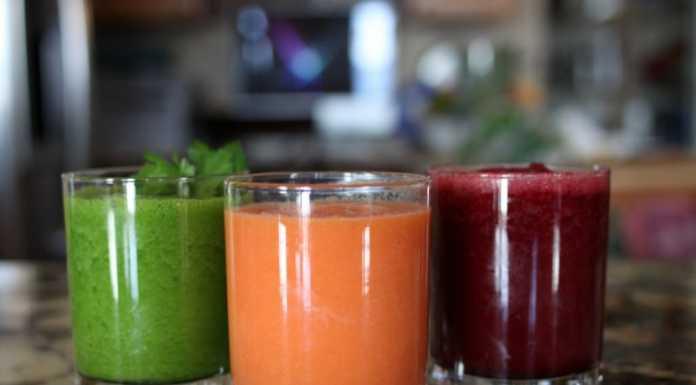 Детокс напиток для похудения из 5 ингредиентов, они есть у вас дома