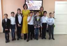 Встреча с писательницей Надеждой Кузнецовой