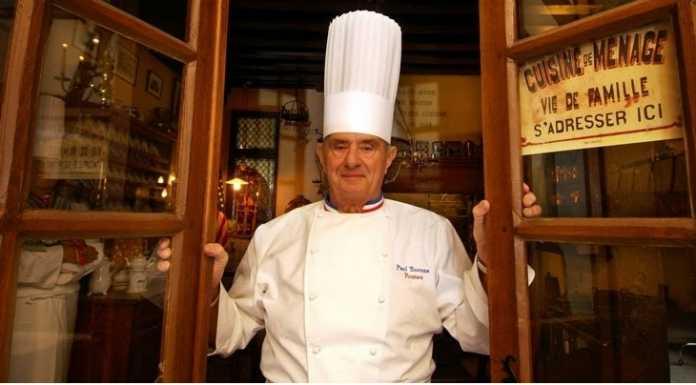 Умер знаменитый французский повар Поль Бокюз