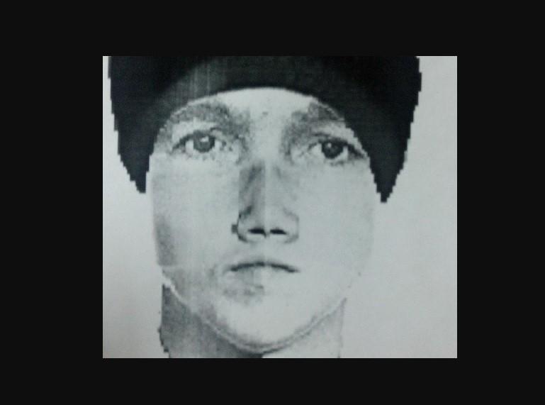 Опубликован фоторобот подозреваемого в убийстве бизнесмена.
