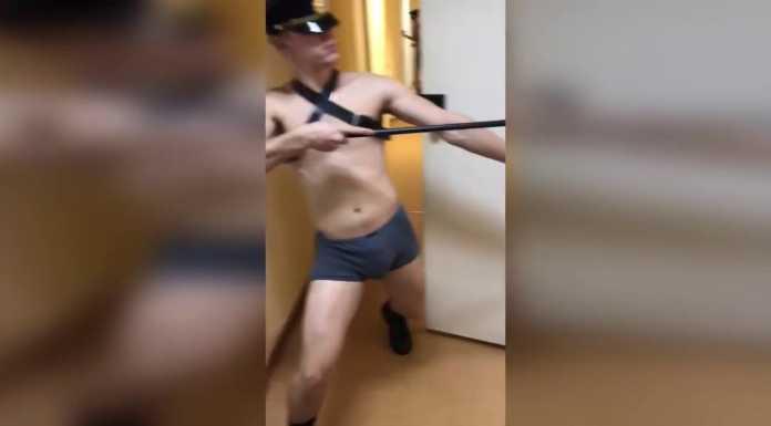 Сексуальные курсанты из Ульяновска - под угрозой отчисления