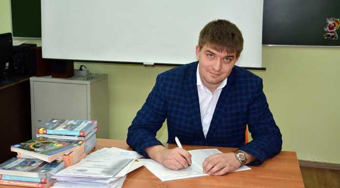 Преподаватель ОБЖ лицея №1 города Оренбурга Дмитрий Таранух