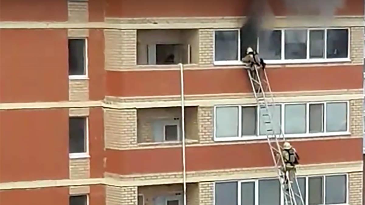 Число жертв впожаре вОренбурге возросло до 6-ти человек