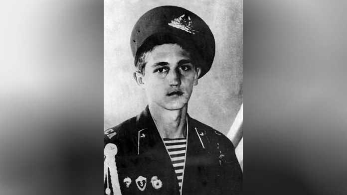 Вячеслав Александрович Александров