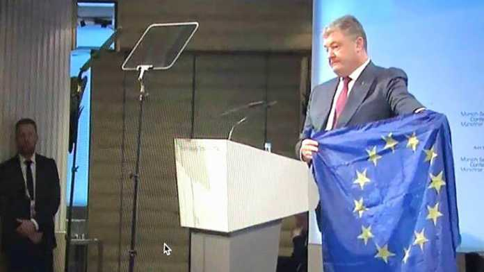 Мировое сообществе разочаровалось в Порошенко